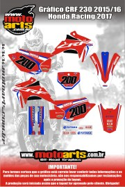 crf 2015 team honda 2017  master racing 200