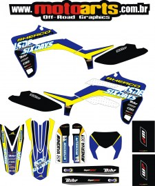 sherco 2014 original alexandre six days